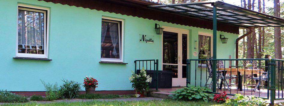 Willkommen im Ferienhaus Nigella
